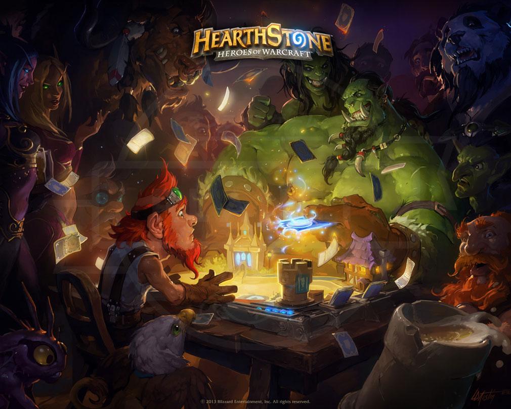 Hearthstone(ハースストーン) メインイメージ