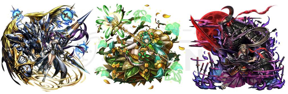 ラストクラウディア(LAST CLOUDIA)ラスクラ メルザ、施術士リーナ、神狩りのシン紹介イメージ
