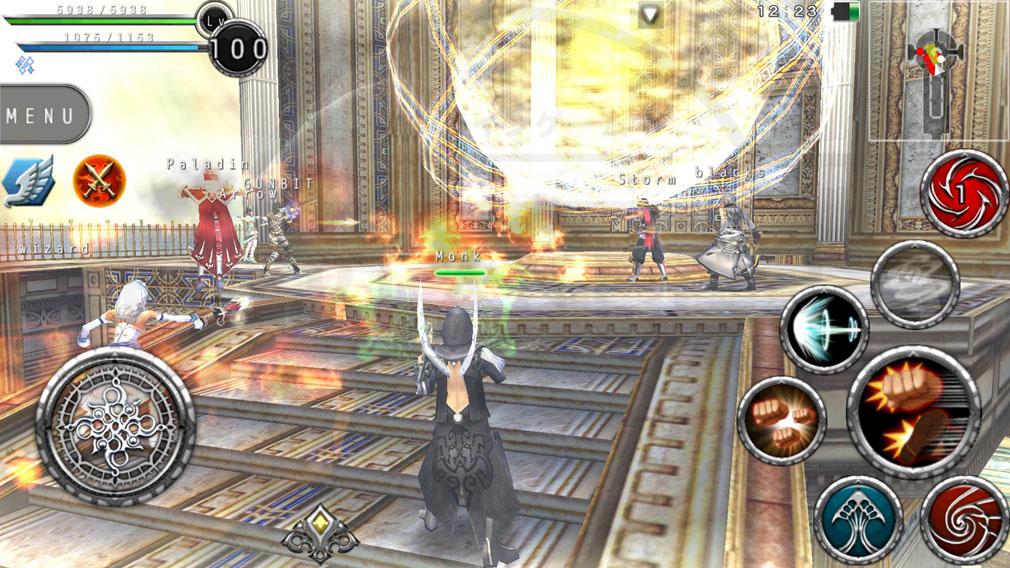 アヴァベルオンライン(AVABEL ONLINE) 絆の塔 1万人で同時対戦できる『WvW(ワールドVSワールド)』スクリーンショット
