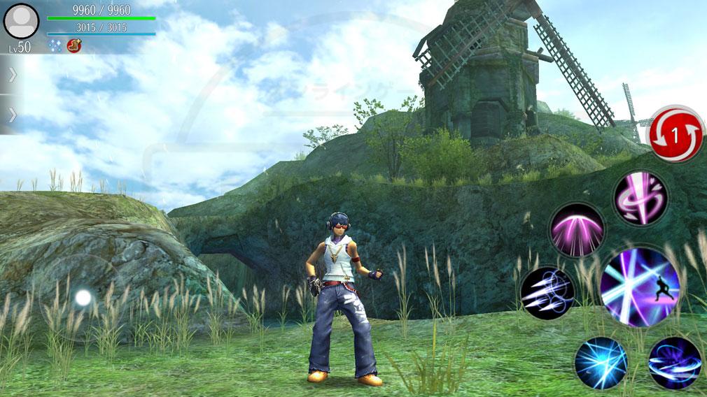 アヴァベルオンライン(AVABEL ONLINE) 絆の塔 キャラクターアバターカスタムスクリーンショット