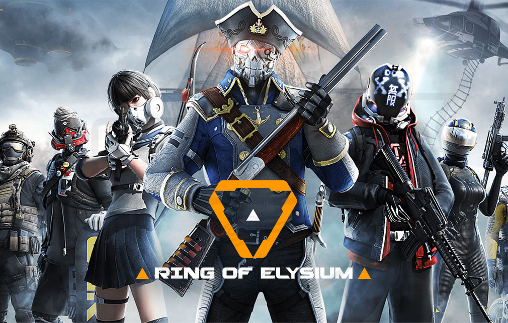 Ring of Elysium (ROE) キービジュアル