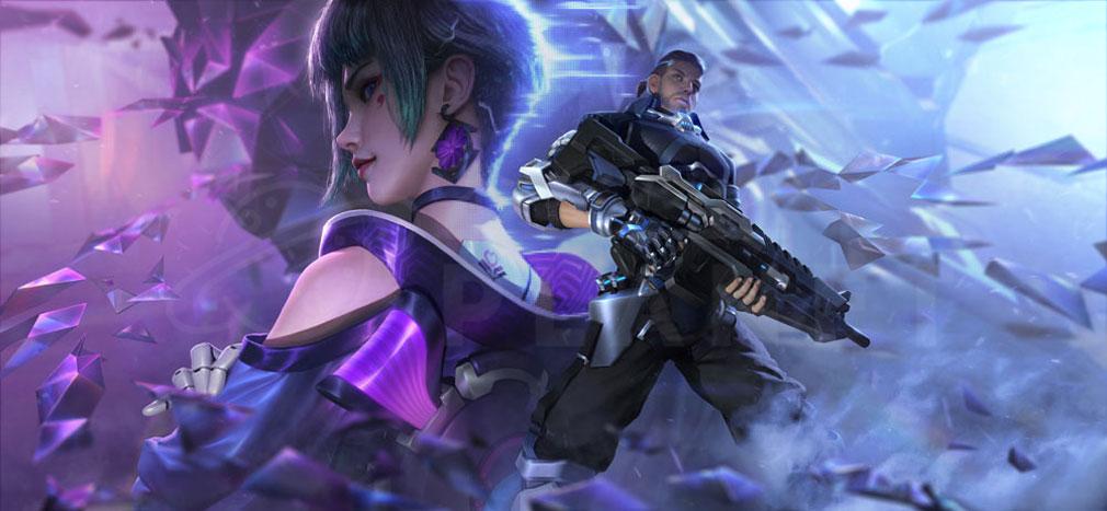 サイバーハンター(Cyber Hunter) メインイメージ