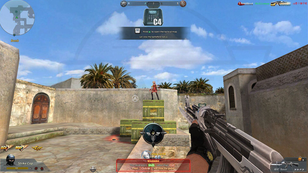 Battle Teams バトルスクリーンショット