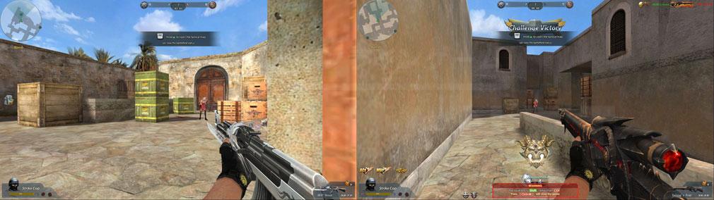Battle Teams 対面からのkillスクリーンショット