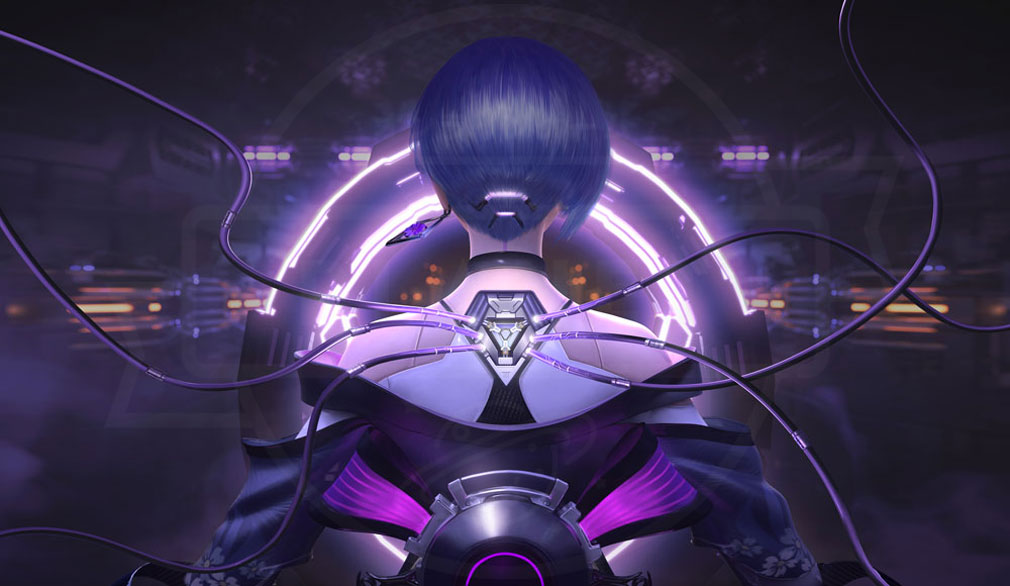 サイバーハンター(Cyber Hunter) SF系世界観紹介イメージ