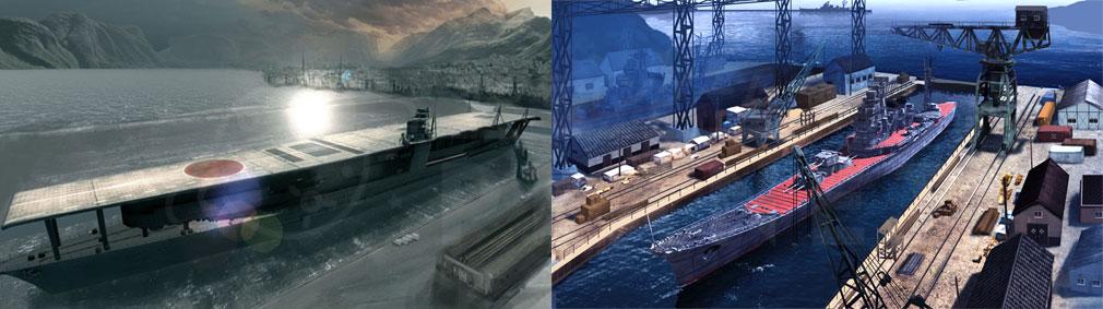 艦つく Warship Craft 艦船スクリーンショット