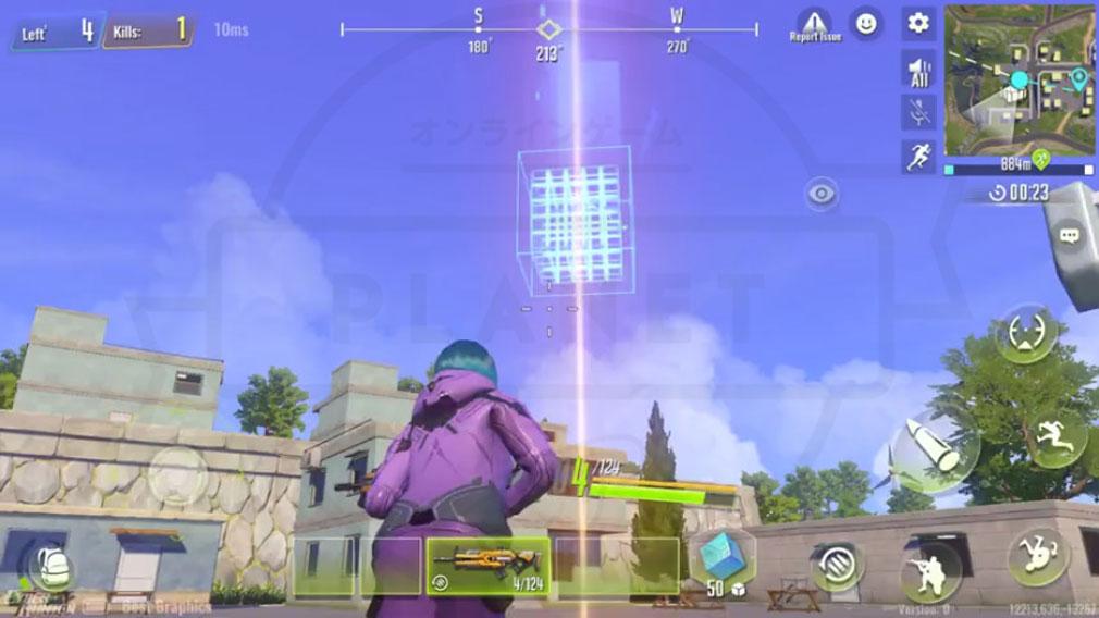 サイバーハンター(Cyber Hunter) 量子キューブエネルギーを必要なものに変換する能力スクリーンショット