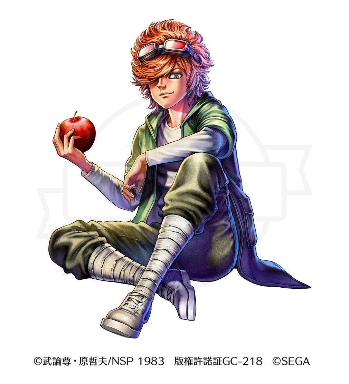 北斗の拳 LEGENDS ReVIVE(北斗リバイブ) キャラクター『バット』紹介イメージ