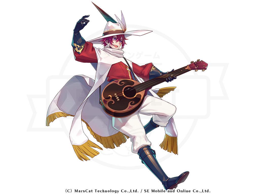 MEOW 王国の騎士 キャラクター『シヴァ』紹介イメージ