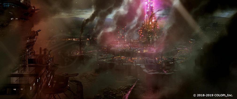 最果てのバベル デュラン鋼国コンセプトイメージ