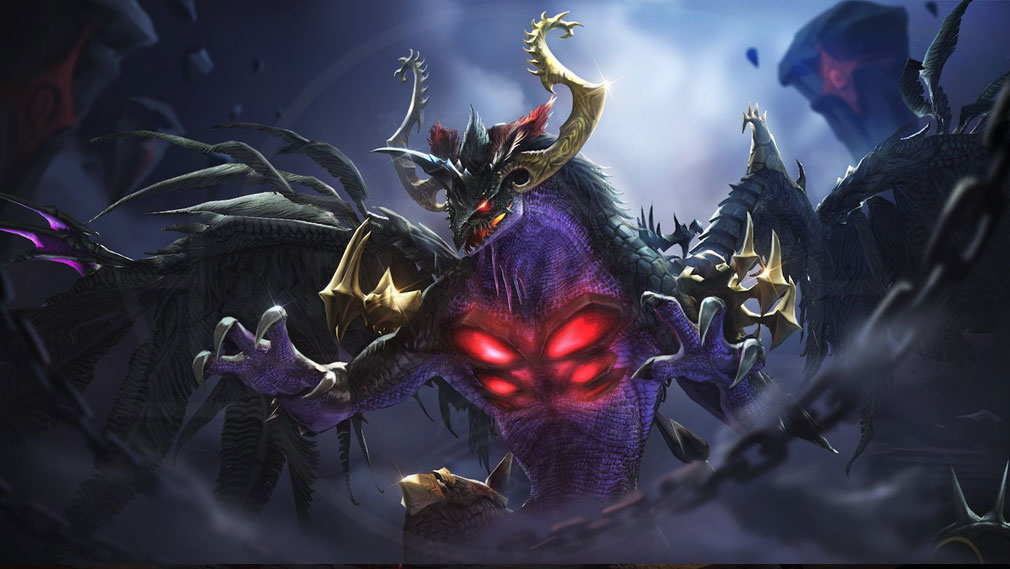 ドラゴンネストM(ドラネスM) 黒竜の誕生紹介イメージ