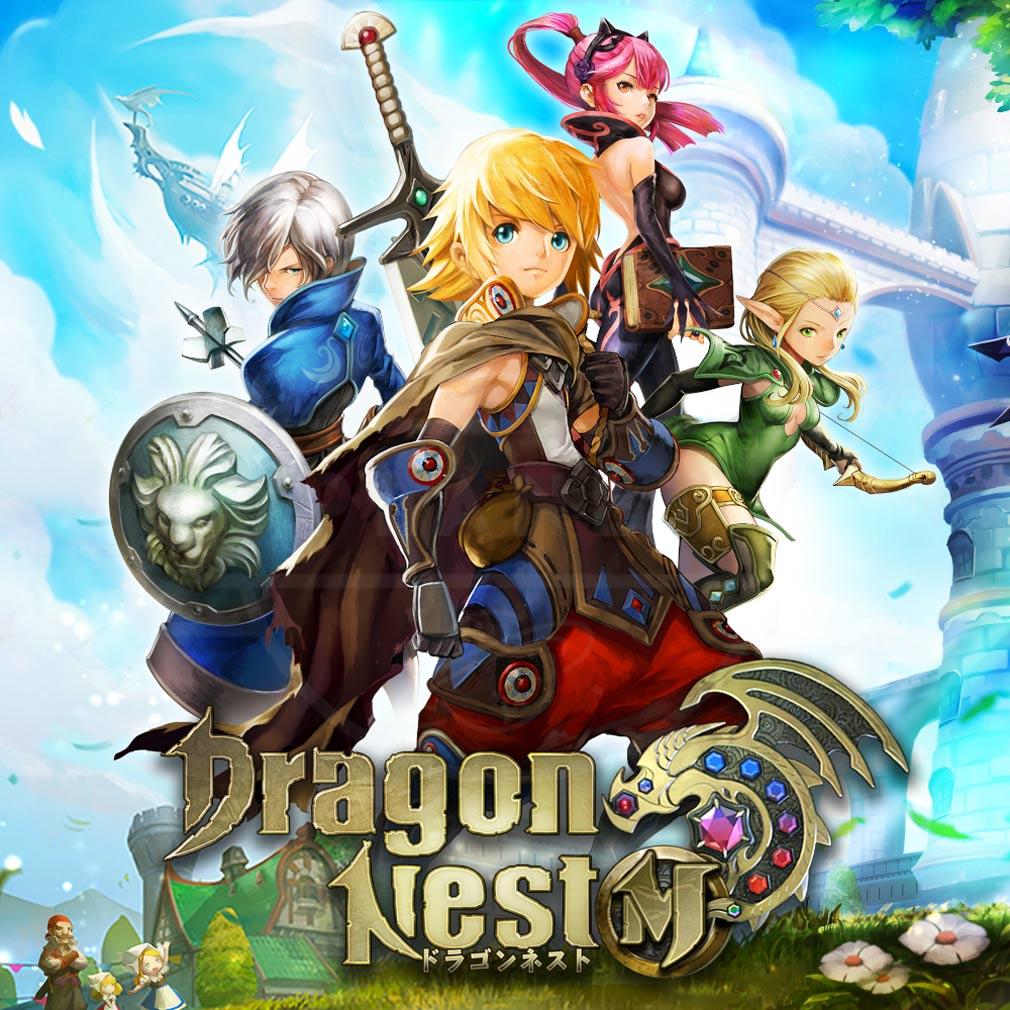 ドラゴンネストM(ドラネスM) メインイメージ