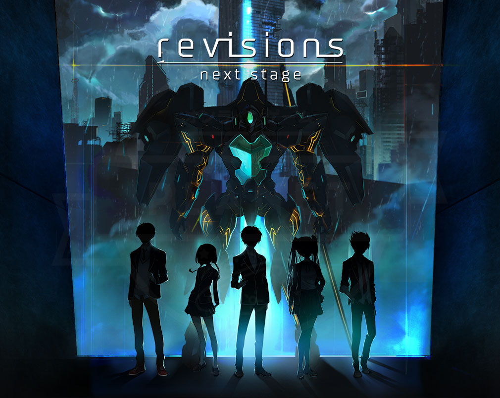 revisions next stage(リヴィジョンズ ネクストステージ)リヴィネク キービジュアルイメージ