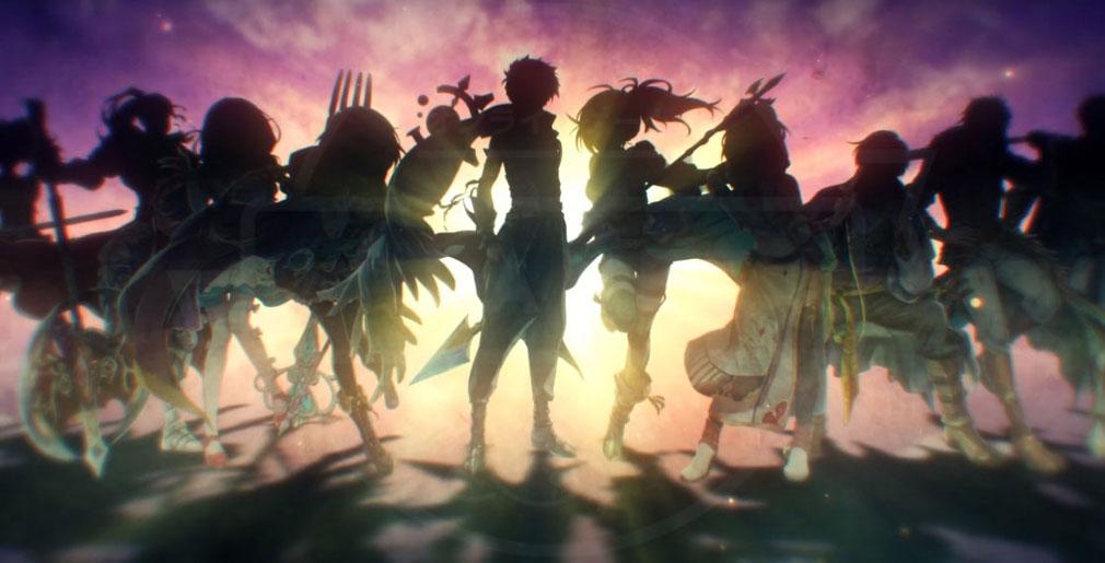 アルカ・ラスト 終わる世界と歌姫の果実(アルラス) 世界観紹介イメージ