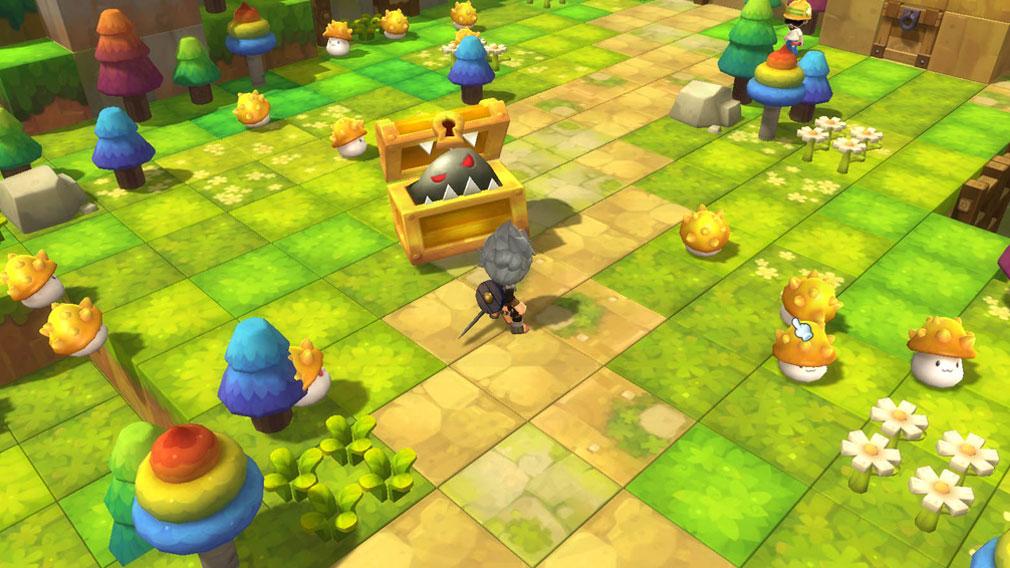 メイプルストーリー2(MAPLE STORY2) 期間限定ミニゲームスクリーンショット