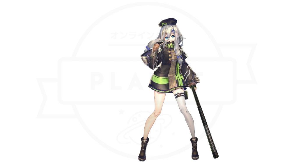 VGAME キャラクター『リリ』紹介イメージ