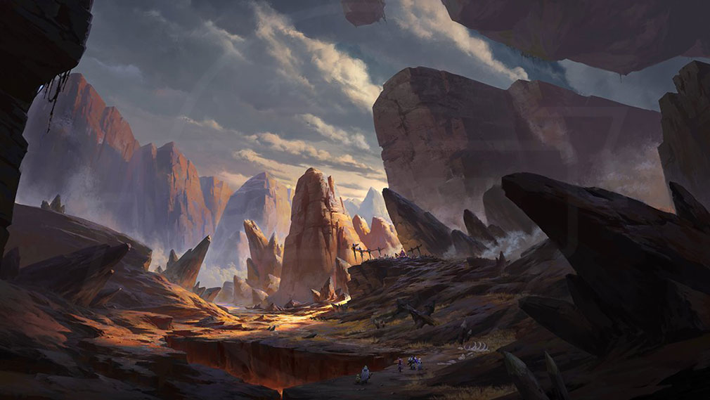ドラゴンネストM(ドラネスM) 世界の創造紹介イメージ