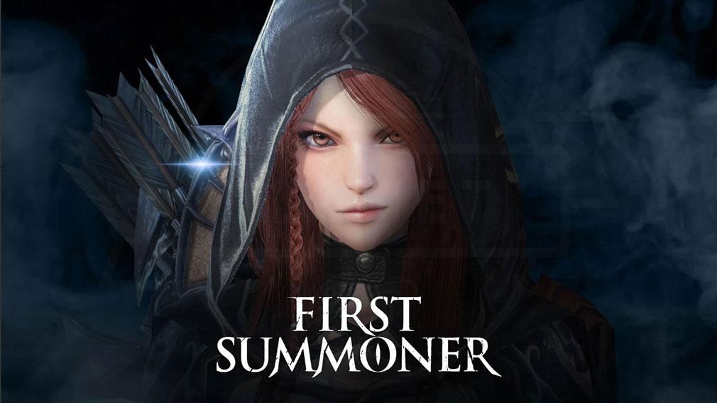ファーストサマナー(First Summoner) キービジュアル