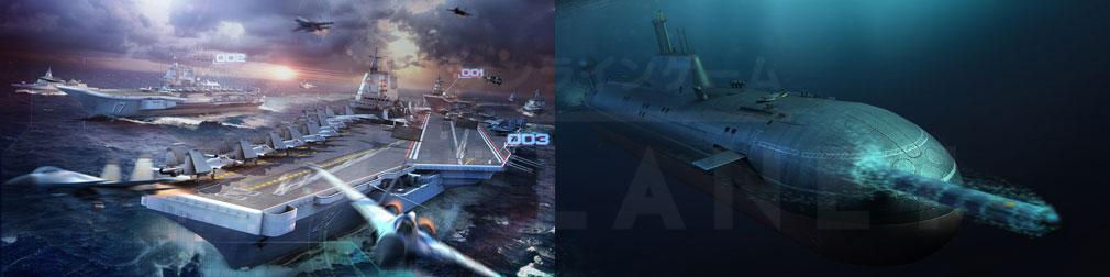 スーパー戦艦 地海伝説 海戦バトル、魚雷スクリーンショット