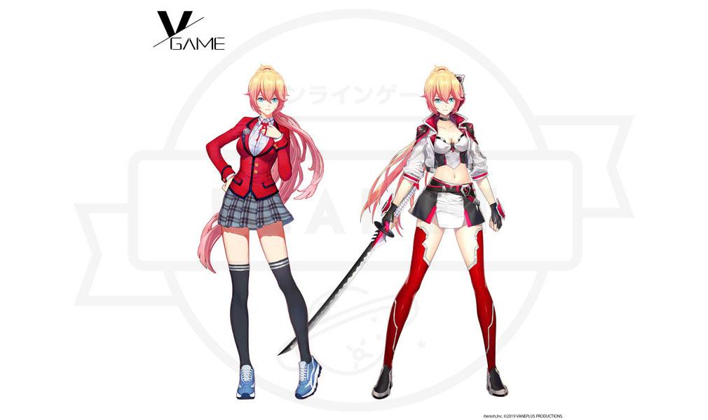 VGAME キャラクター『ヴィラト』紹介イメージ