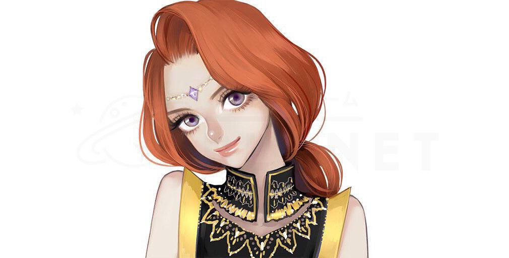 クレサマルス物語 キャラクター『マーガレット』紹介イメージ
