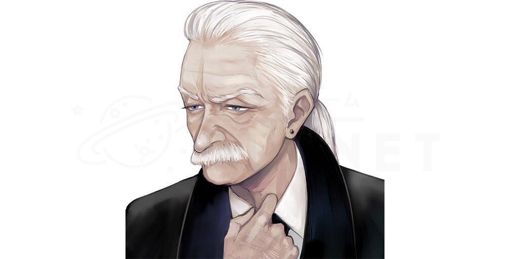 クレサマルス物語 キャラクター『クロノス』紹介イメージ