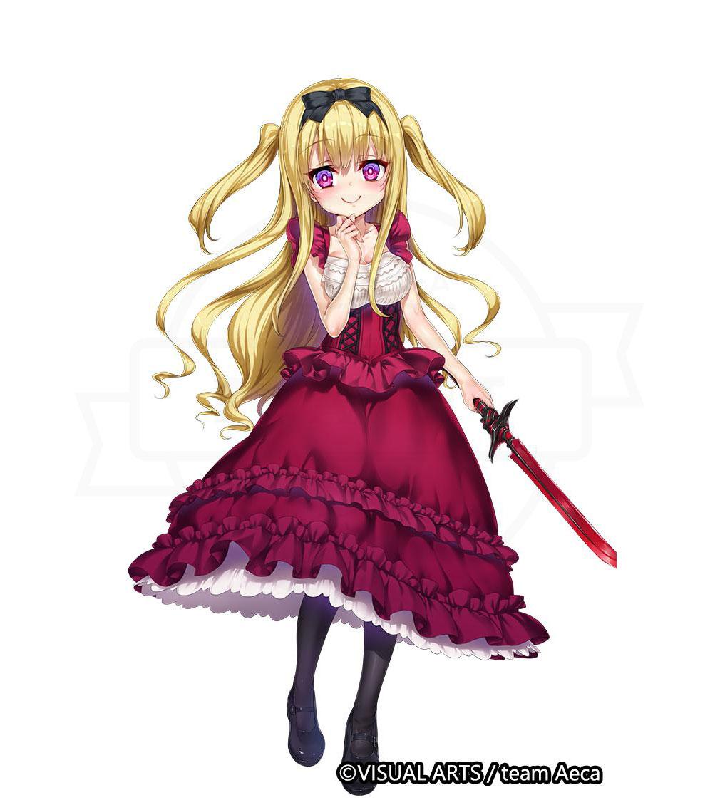 偽りのアリス(イツアリ) キャラクター『破壊者のアリス』イメージ