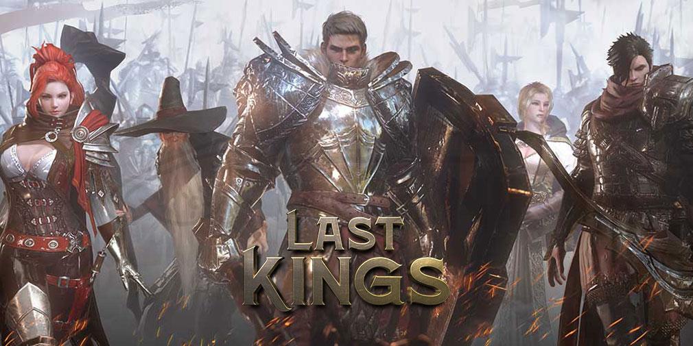 LAST KINGS(ラストキングス) キービジュアル