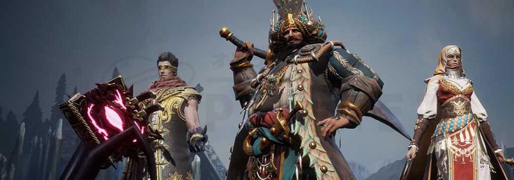 LAST KINGS(ラストキングス) 勢力『東部連盟』紹介イメージ