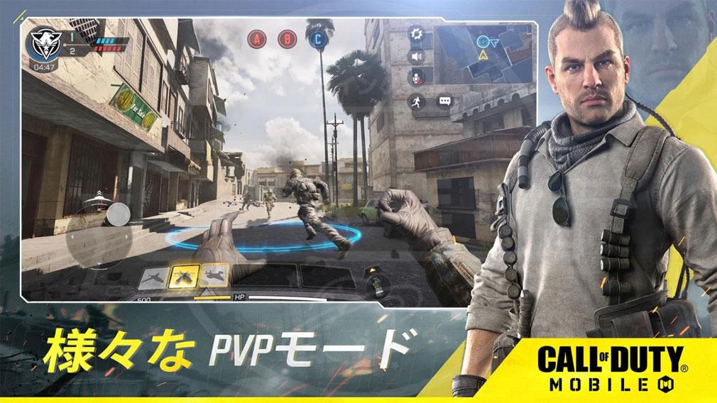 Call of Duty Mobile (CoDモバイル) 様々なモード紹介イメージ