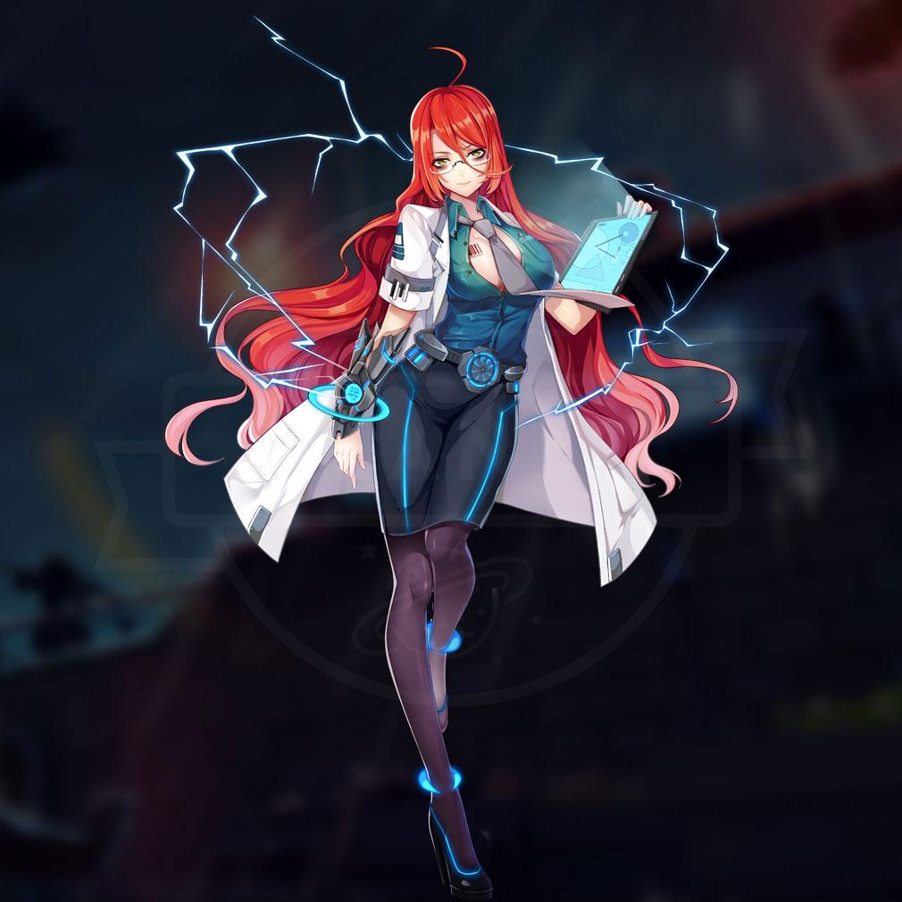CODE SEED(コードシード) 星火ノ唄 キャラクター『ステラ』紹介イメージ