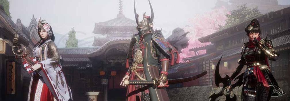 LAST KINGS(ラストキングス) 勢力『大和幕府』紹介イメージ