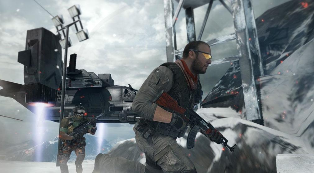 Call of Duty Mobile (CoDモバイル) 高品質なグラフィックスのスクリーンショット