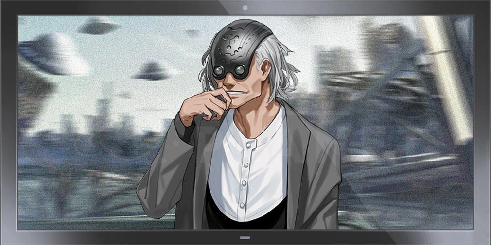 まちむす 地球防衛ライブ キャラクター『アダムスキー』紹介イメージ