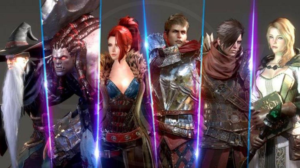 LAST KINGS(ラストキングス) 色々な英雄キャラクタースクリーンショット