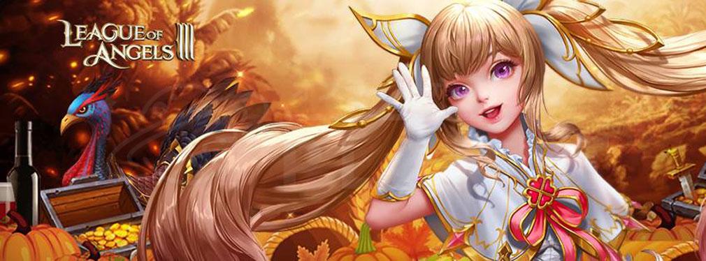 League of Angels3 リーグ オブ エンジェルズ3(LoA3) キャラクター紹介イメージ