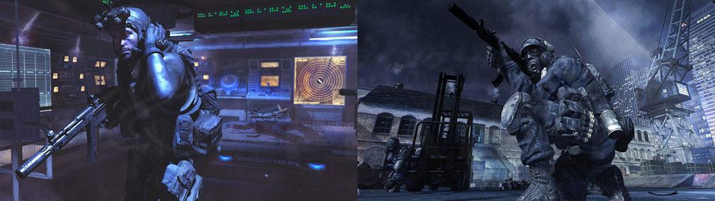 CoD:MW3 スクリーンショット