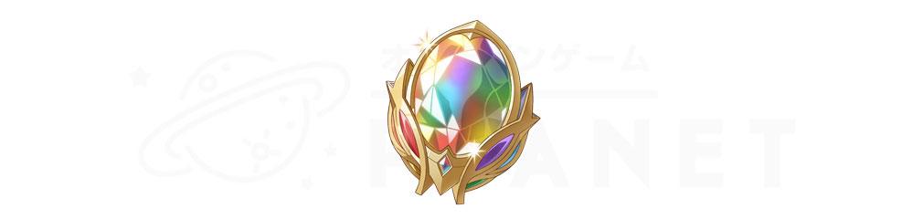SAO アリブレ(ソードアート・オンライン アリシゼーション・ブレイディング) 50万登録達成報酬『全能の解放結晶』紹介イメージ