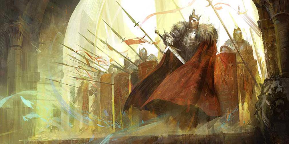 LAST KINGS(ラストキングス) 『アルハ大陸』紹介イメージ