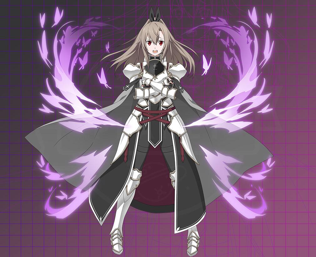SAO アリブレ(ソードアート・オンライン アリシゼーション・ブレイディング) 整合騎士『イーディス・シンセシス・テン』紹介イメージ