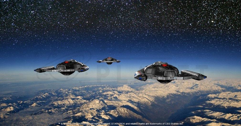 スタートレック ディープスリート 宇宙空間の冒険スクリーンショット