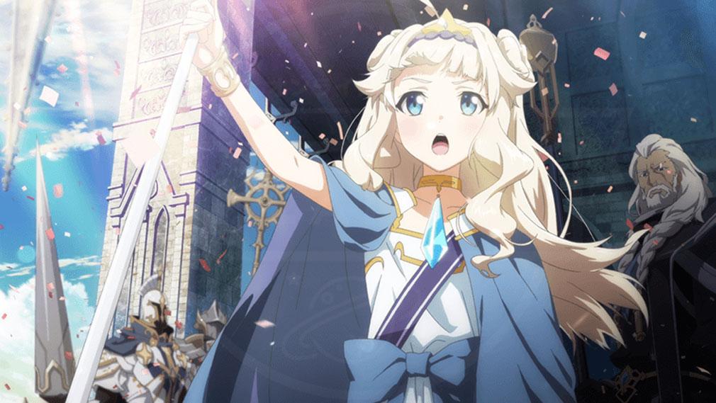 エピックセブン Epic Seven アニメーション紹介イメージ