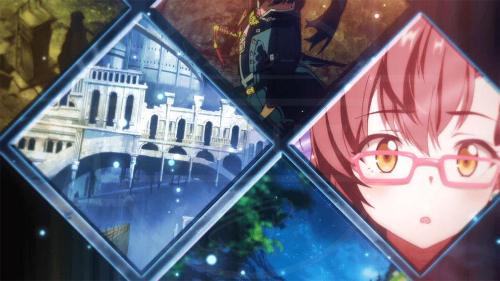 エピックセブン Epic Seven シナリオアニメーション紹介イメージ