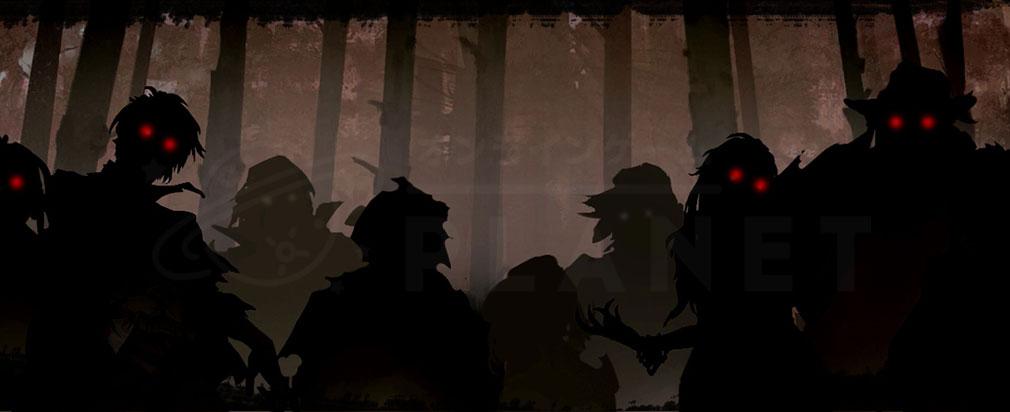 ラストエスケイプ 復讐の女神 ゾンビ世界観紹介イメージ