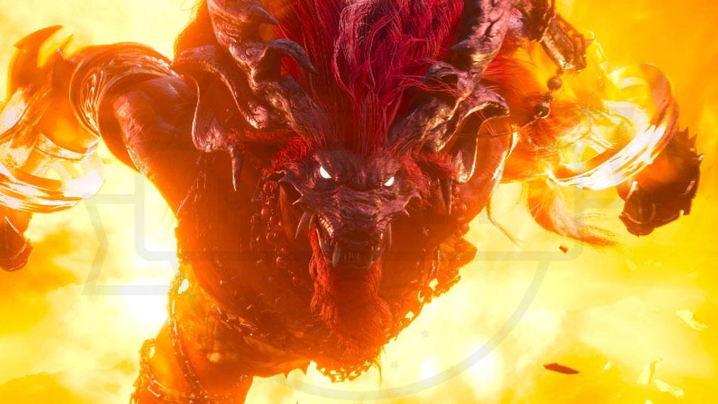 WAR OF THE VISIONS FFBE(ファイナルファンタジー ブレイブエクスヴィアス) 幻影戦争 バトルに登場する『召喚獣』スクリーンショット