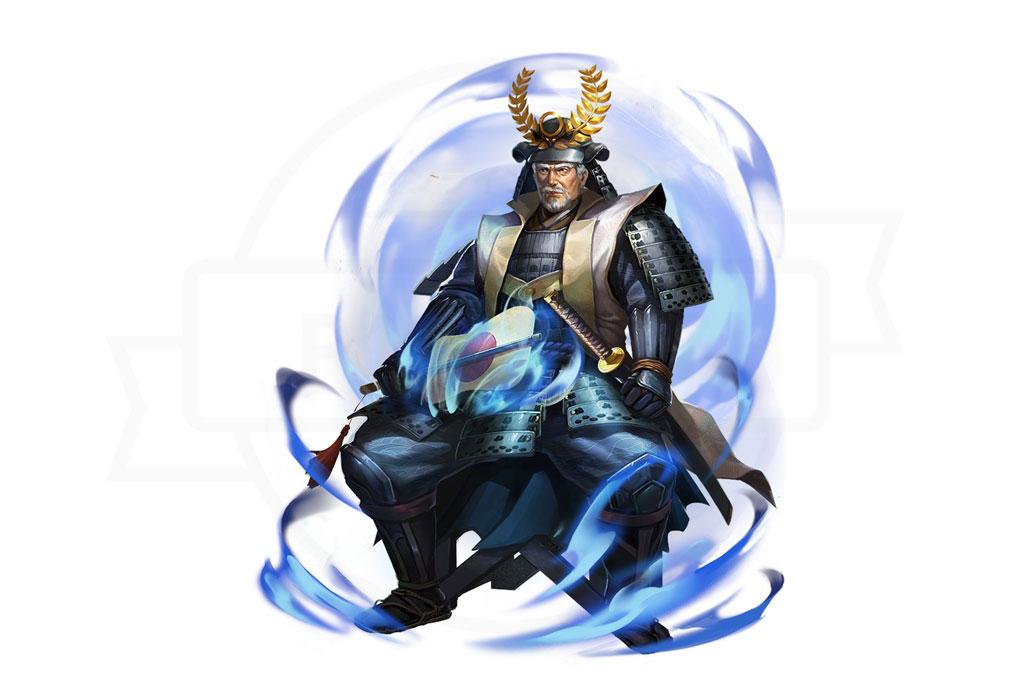 武士立志伝 俺だって出世したい キャラクター『徳川家康』紹介イメージ