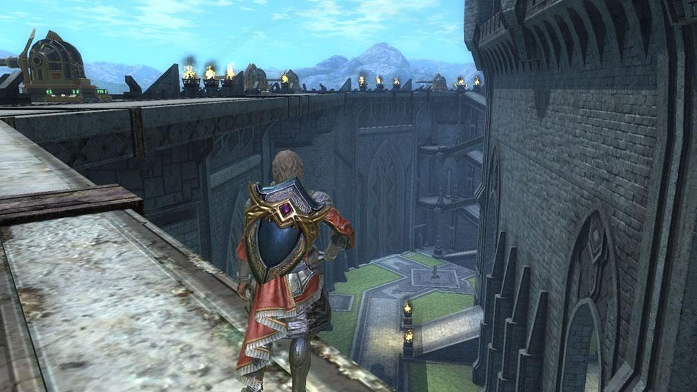 ETERNAL(エターナル) 城を登れたスクリーンショット