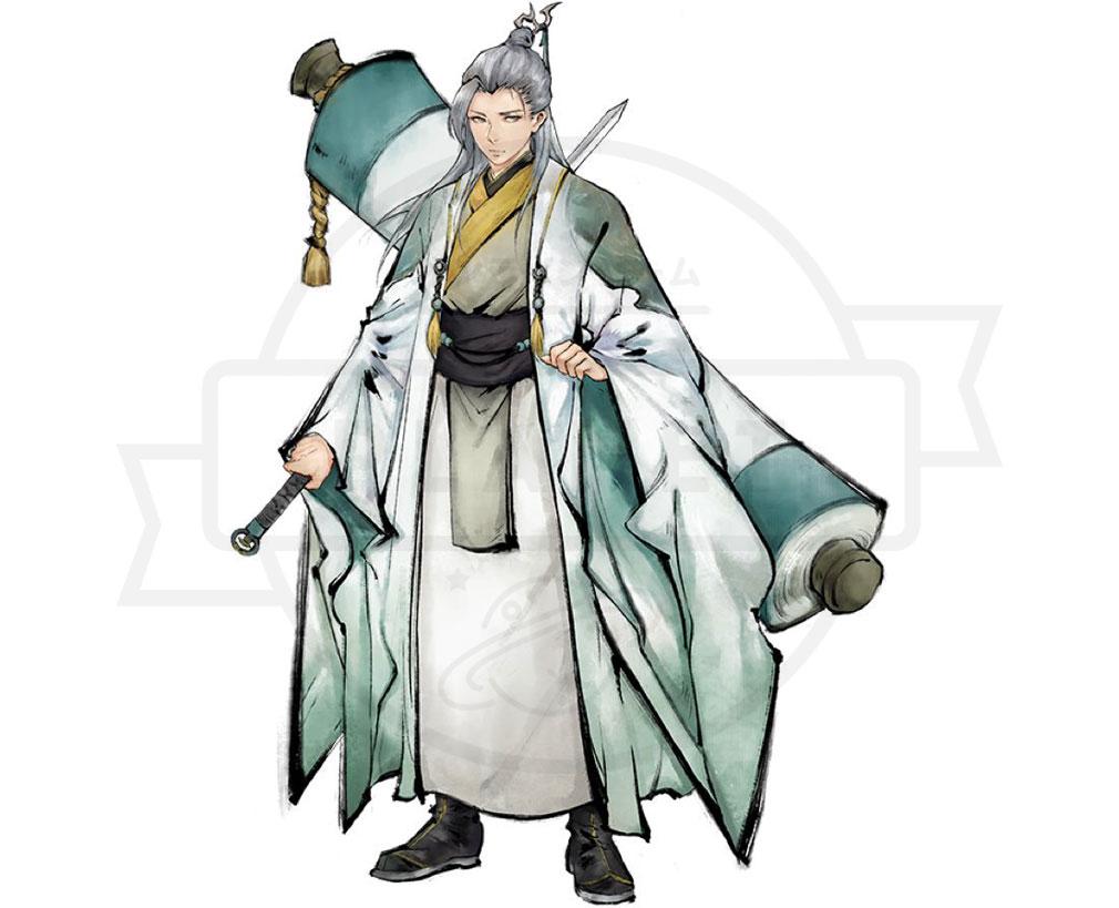 妖怪正伝 もののけ山海経(さんかいきょう) 主要キャラクター『夜 庭柯(やていか)』紹介イメージ