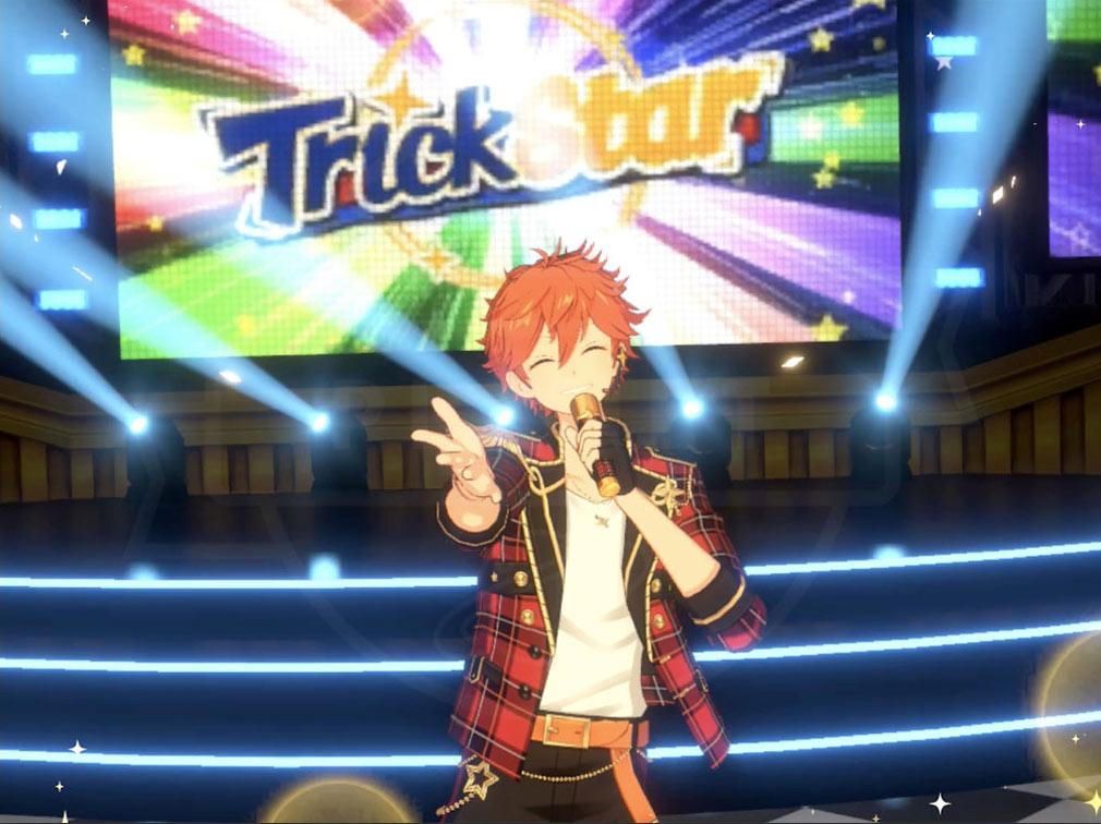 あんさんぶるスターズ!!Music (あんスタMusic) 『Trickstar』の明星 スバルのライブスクリーンショット