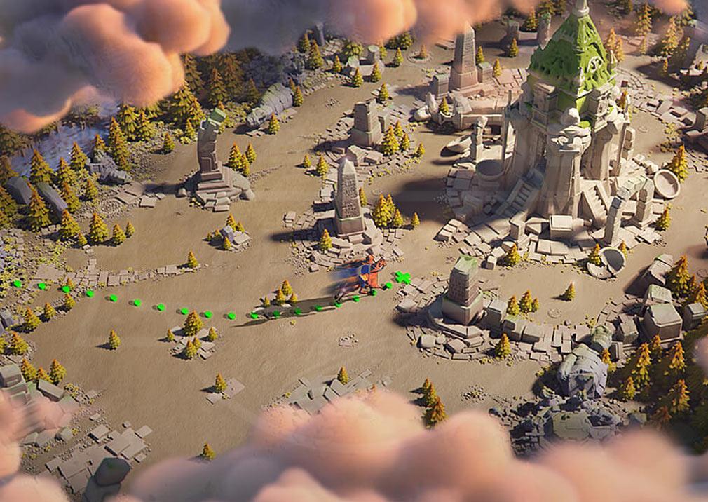 Rise of Kingdoms 万国覚醒(ライズオブキングダム)RoK ライキン 『世界探索』スクリーンショット